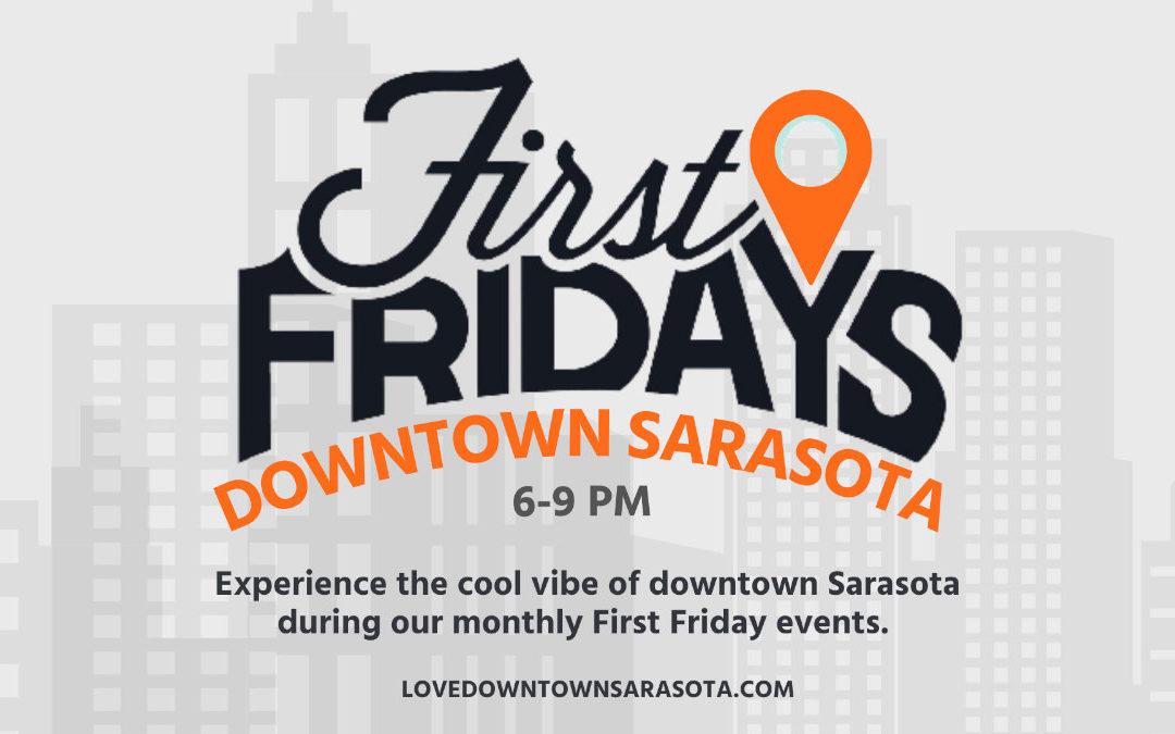 1st Fridays Downtown Sarasota!