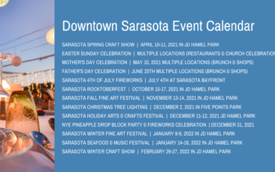 Downtown Sarasota Event Calendar