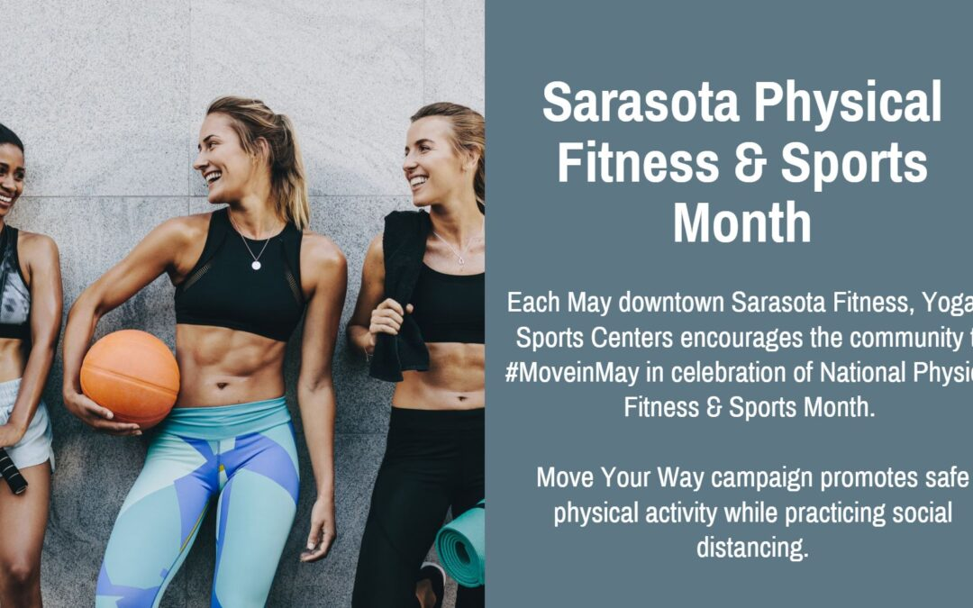 Sarasota Physical Fitness & Sports Month