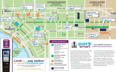 Downtown Sarasota Parking